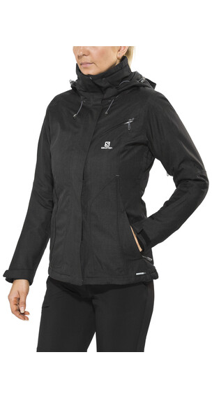 Salomon Fantasy Jacket Women black